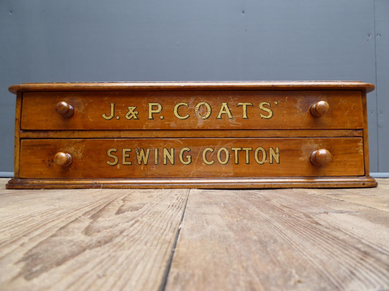 Coats Cotton Haberdashery Chest