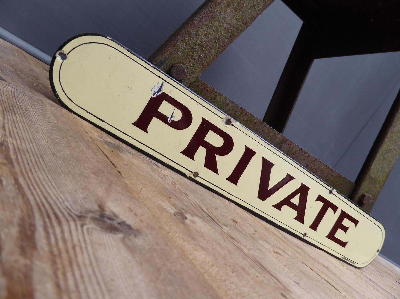 'Private'