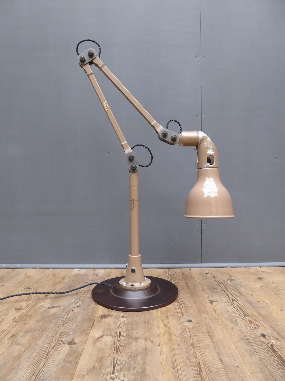 Mek Elek Industrial Machinist Lamp