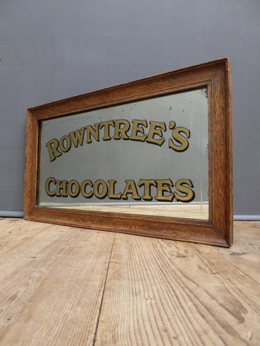 Rowntrees Chocolates Mirror