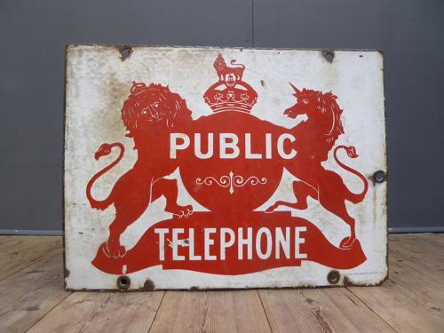 'Public Telephone'