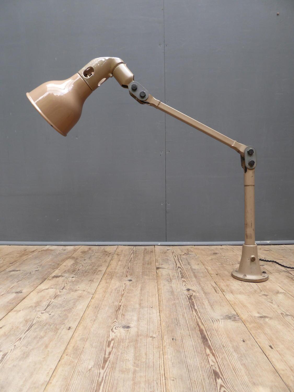 Mek Elek Lamp In Taupe