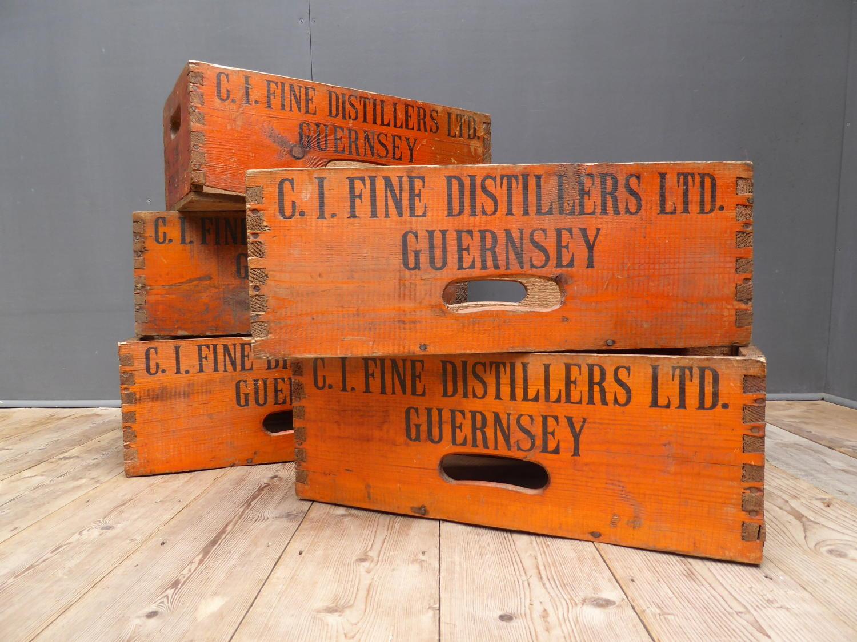 Distillery Crates
