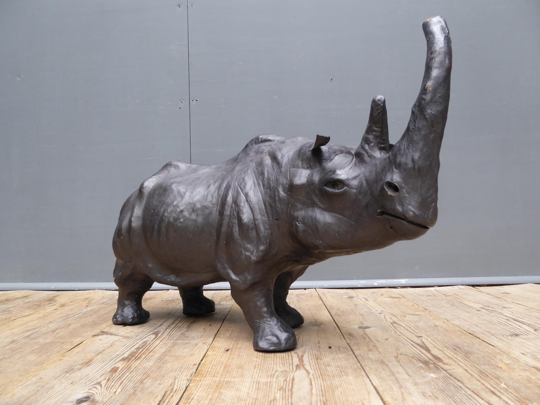 Leather Rhinoceros