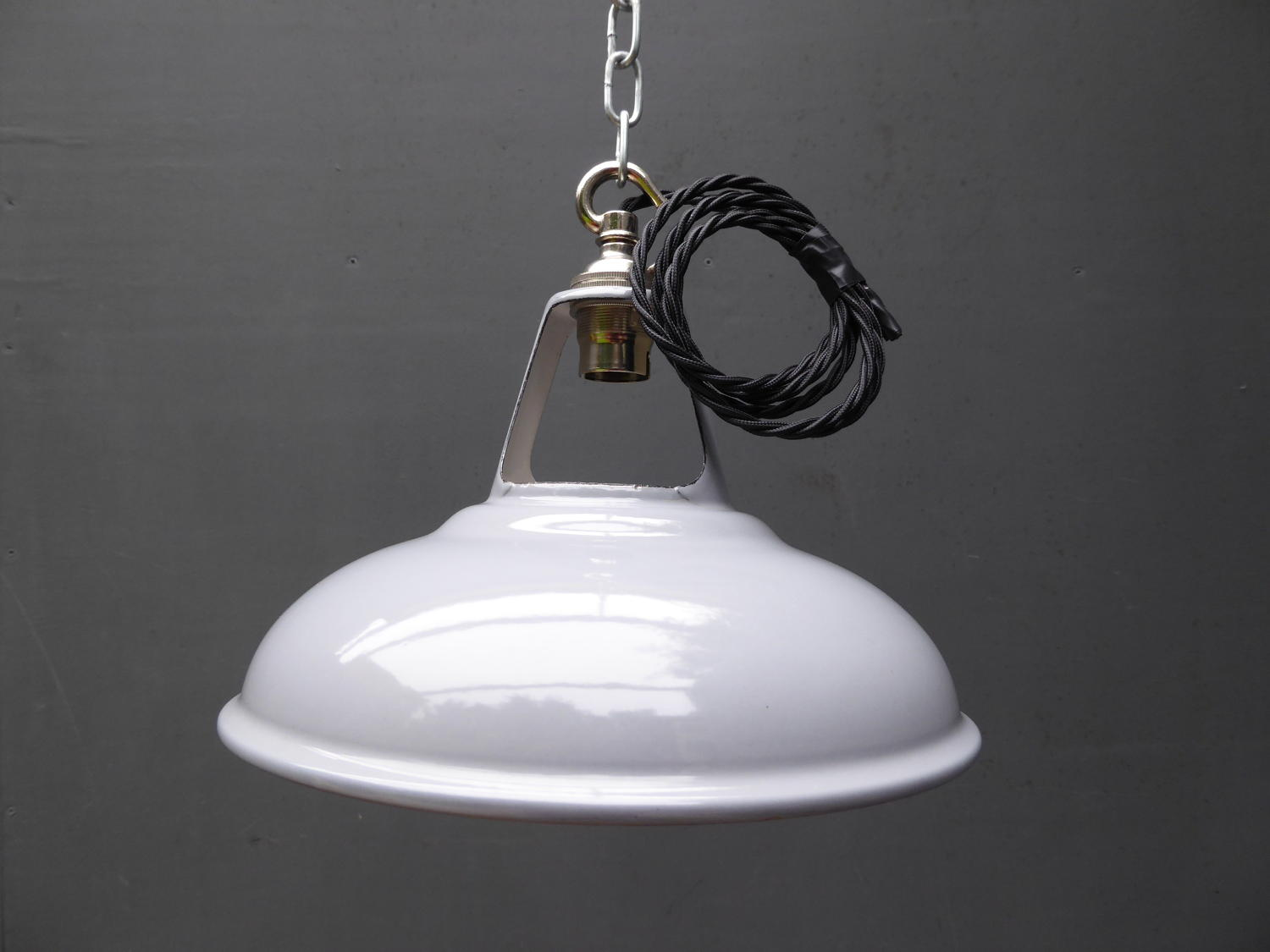 Grey Coolicon Pendant Light