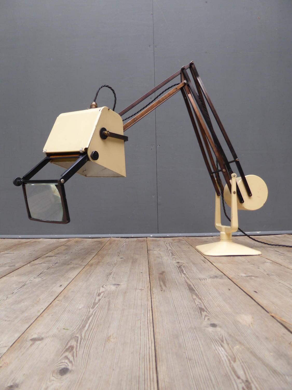 Hadrill Horstman Counterbalance Magnifying Lamp