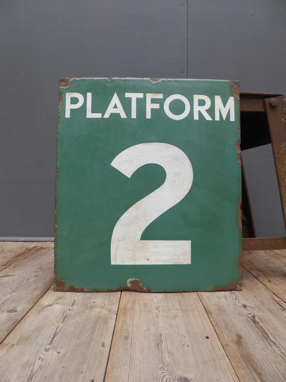 'Platform 2'