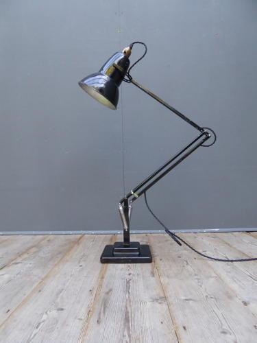 Black Anglepoise 1227 Lamp