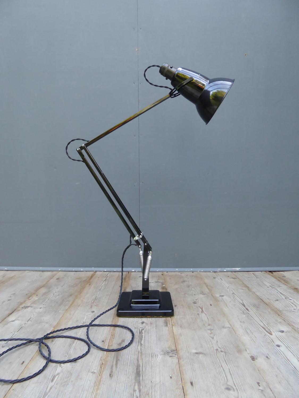 Black Anglepoise Lamp