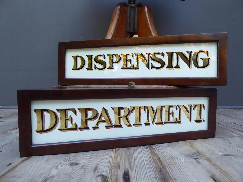 'Dispensing Department'