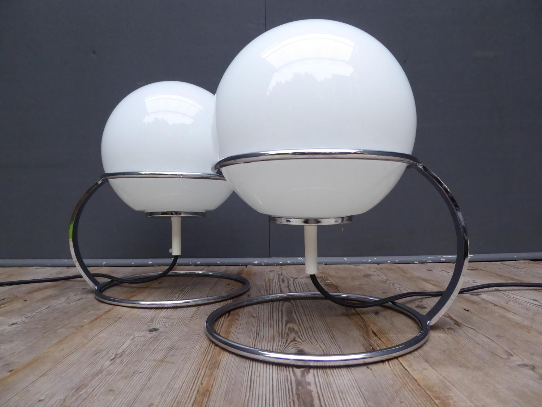 Opaline Table Lamps