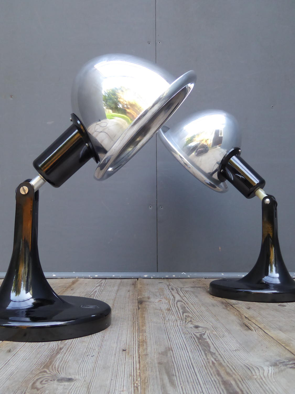 Bauhaus Table Lamps by Fritz Penndorf