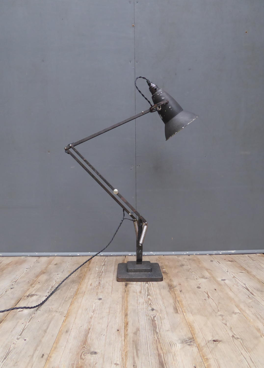 Early Herbert Terry Anglepoise Lamp
