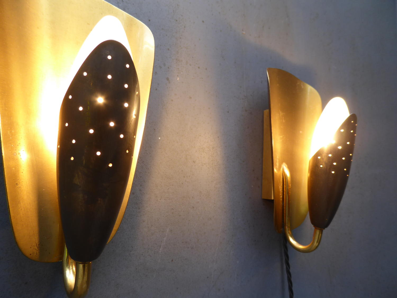 Italian Copper & Brass Sconces