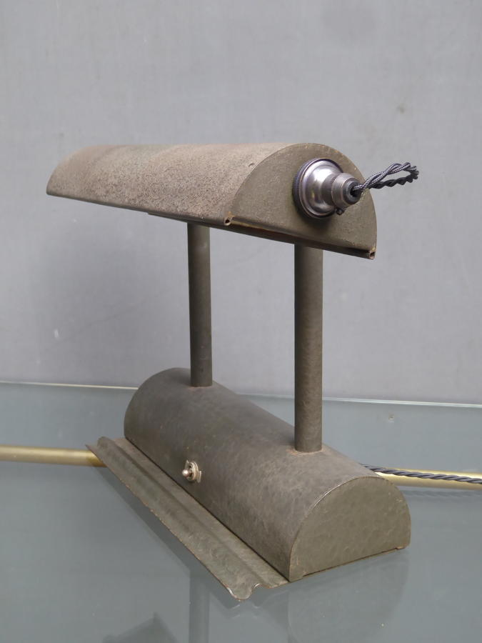 1920's Editors Desk Lamp