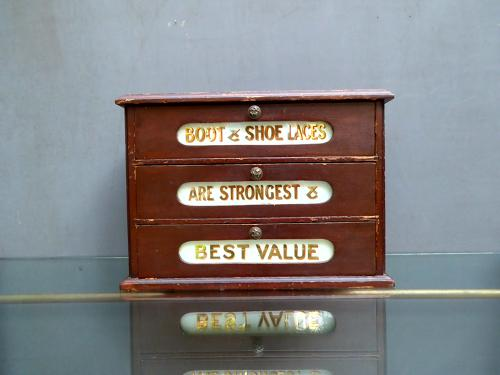 Bootlace Drawers