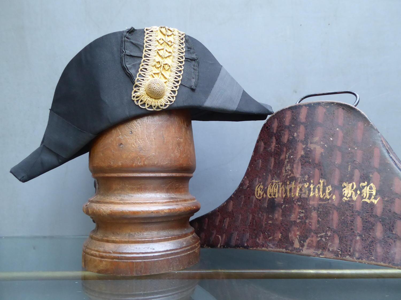 Naval Bicorn By Ravenscroft