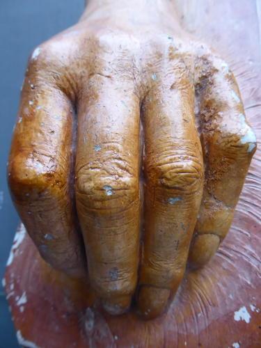 Brucciani Plaster Hand