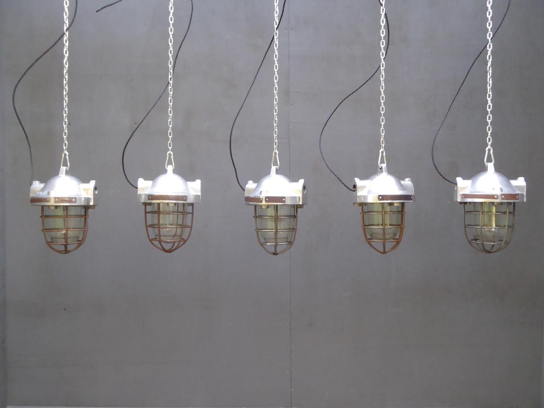 Factory Pendants