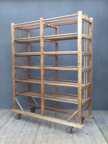 Shoe Factory Rack