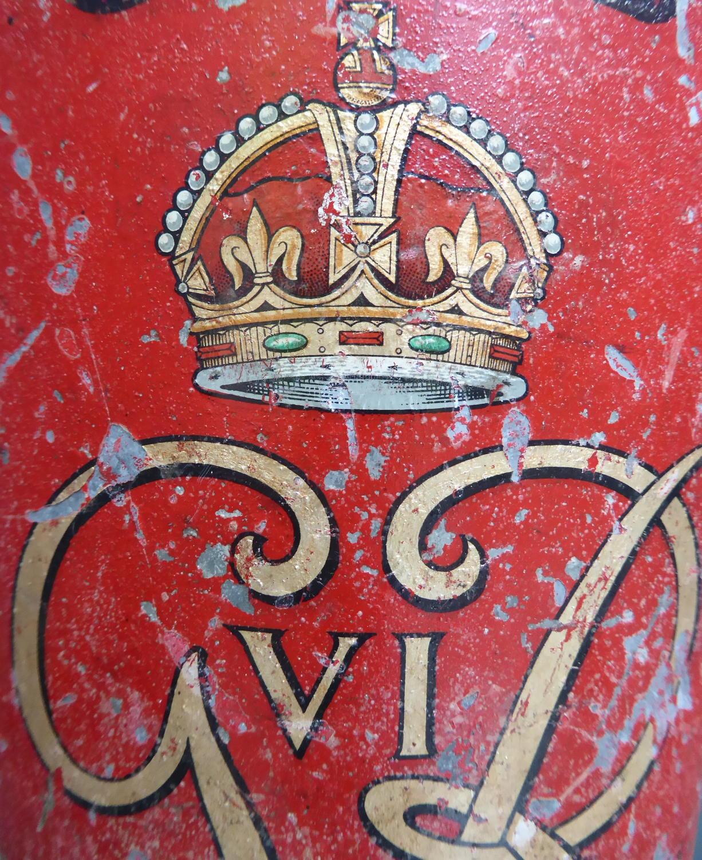 George VI Fire Bucket