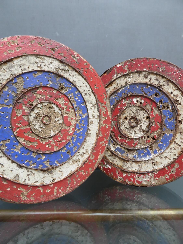 Fairground Dart Boards