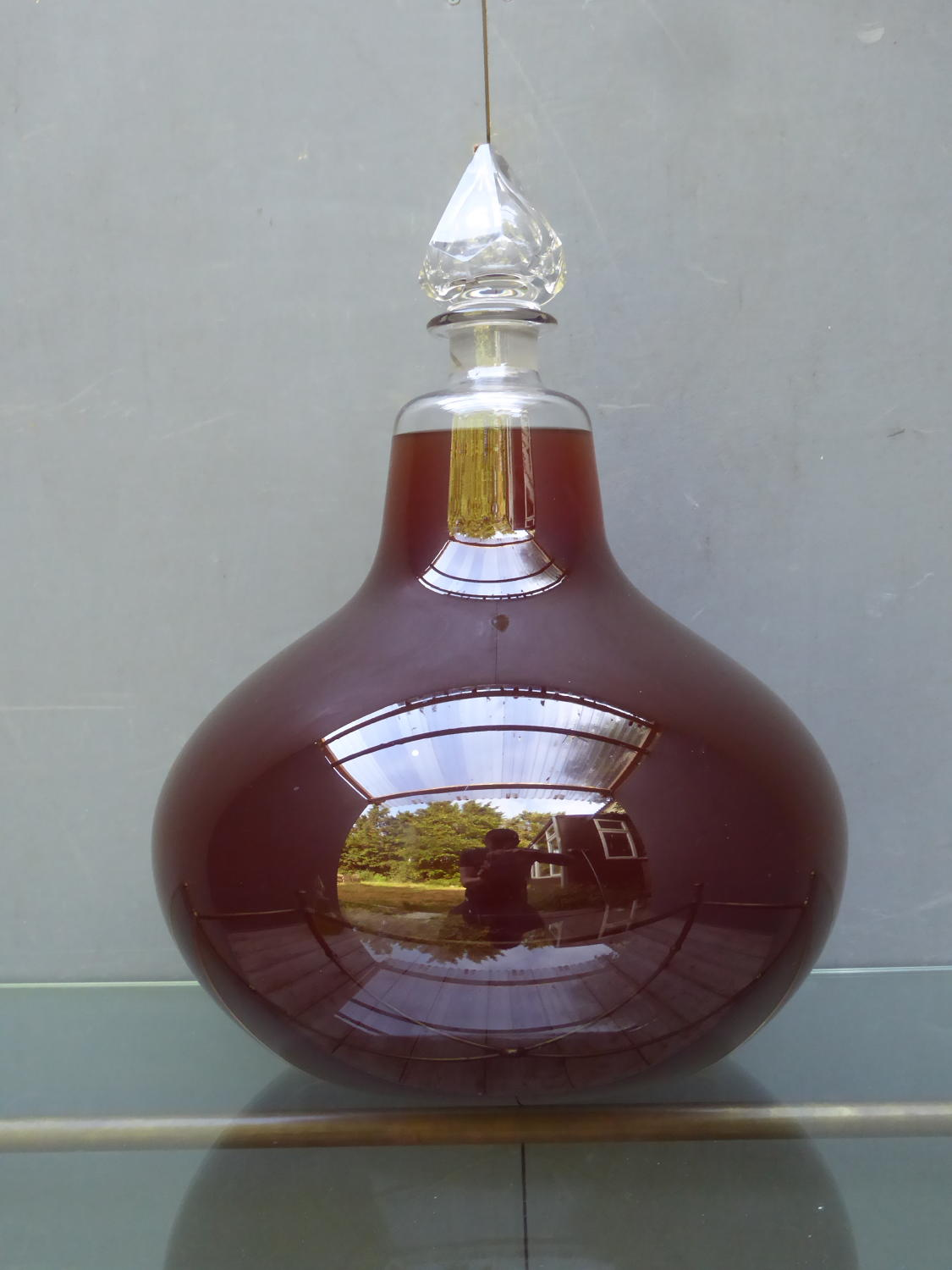 Unusual Victorian Chemist Carboy