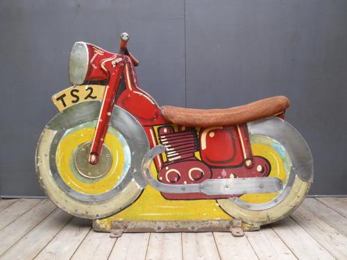 Fairground Speedway Motorcycle