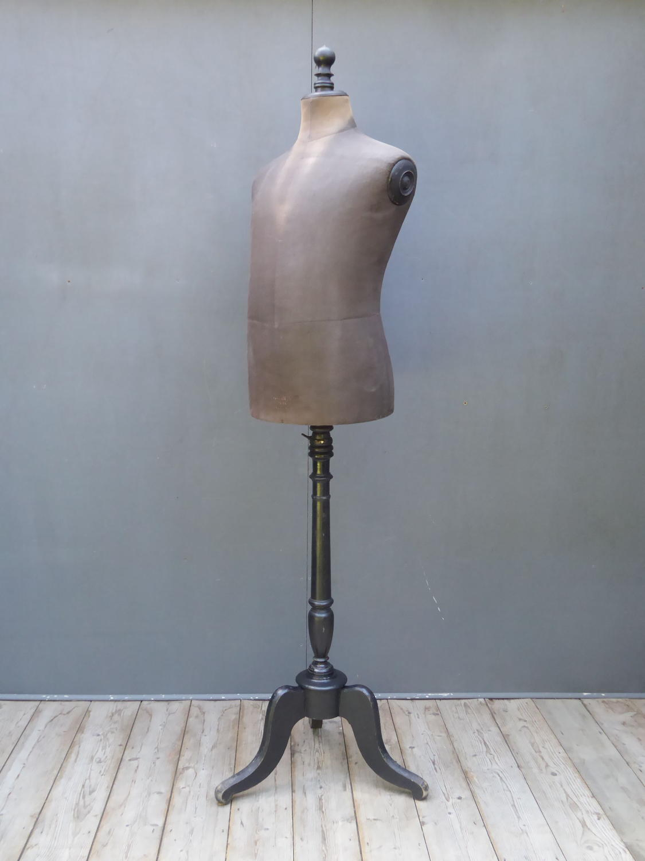 Stockman Male Tailors Mannequin