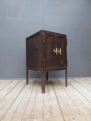 Painted Steel Cabinet