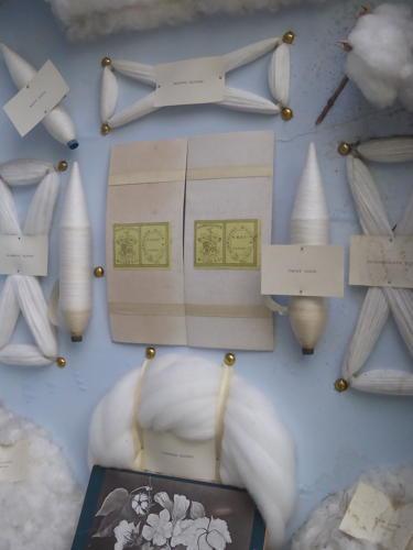 Horrockses Miller & Co ~ Cotton Advertising Case