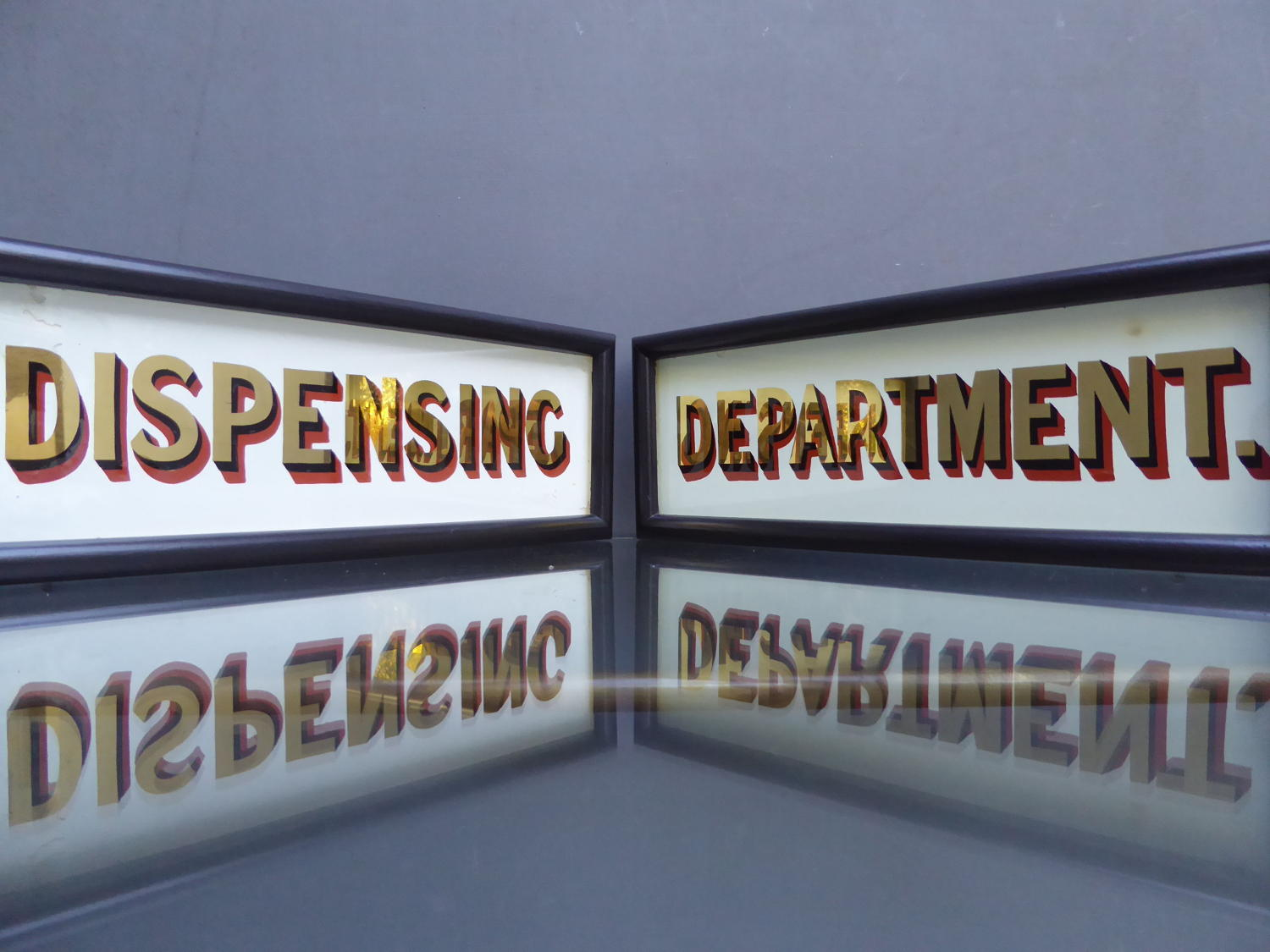 Dispensing Department
