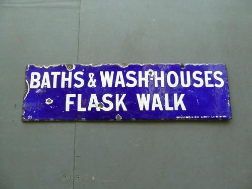 Baths & Washouses ~ Hampstead London