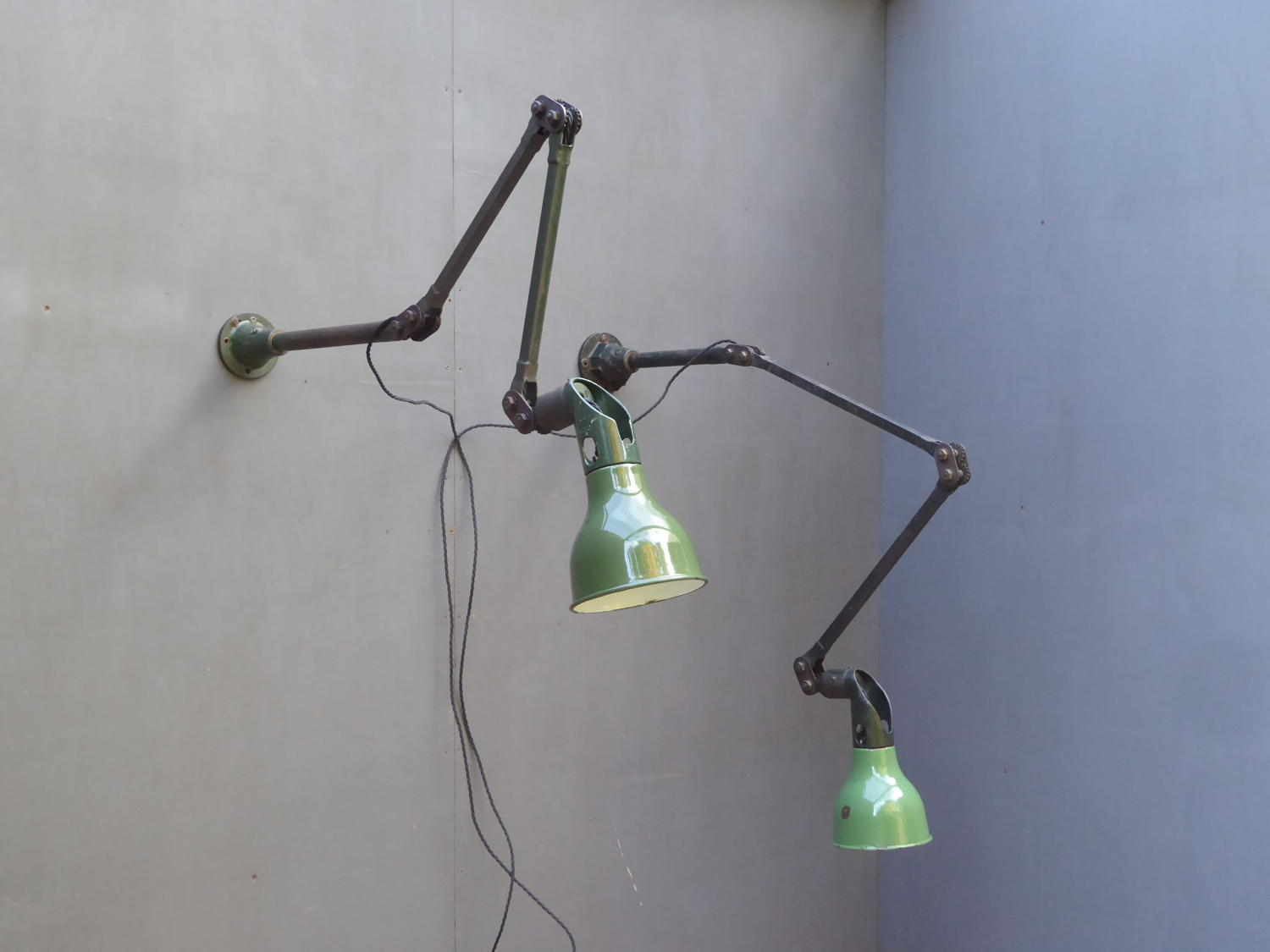 Mek Elek Machinist Lamps