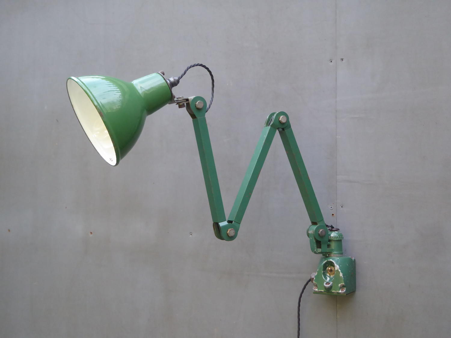 EDL Machinst Lamp