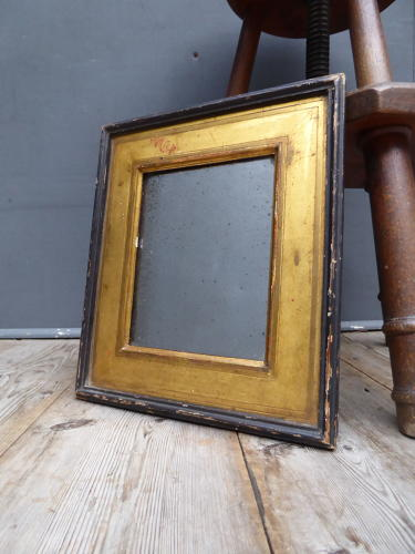 Small Gilt Mirror ~ c1800