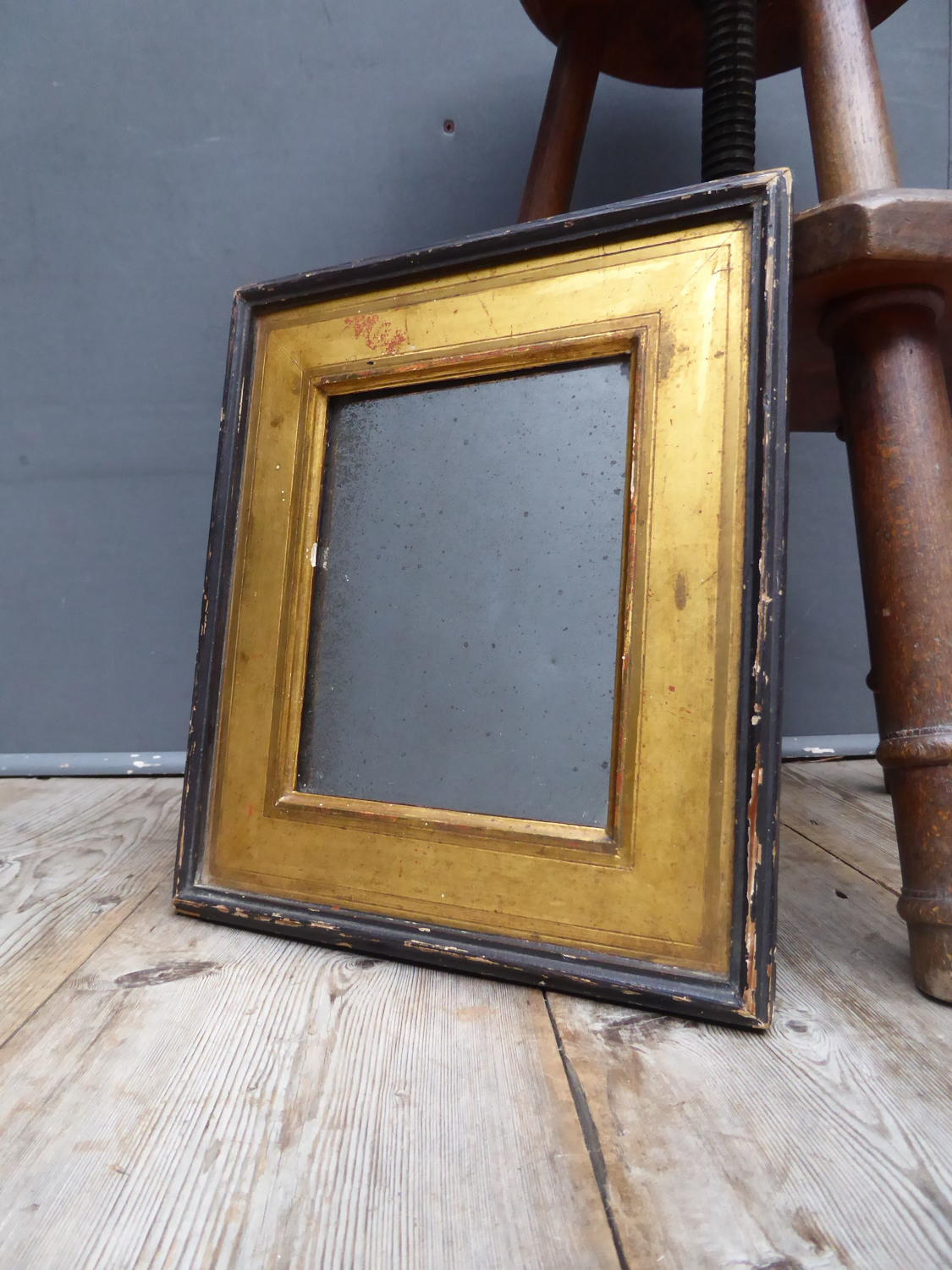 Small Gilt Mirror ~ c1800