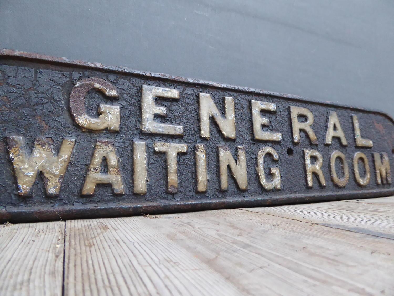 General Waiting Room