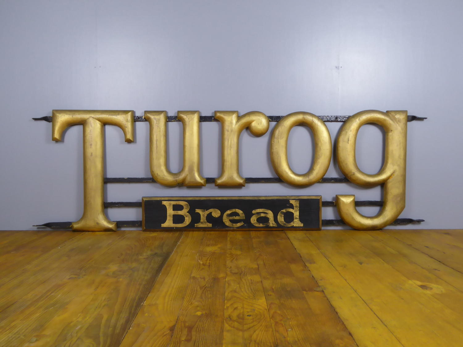Huge Turog Bread Sign