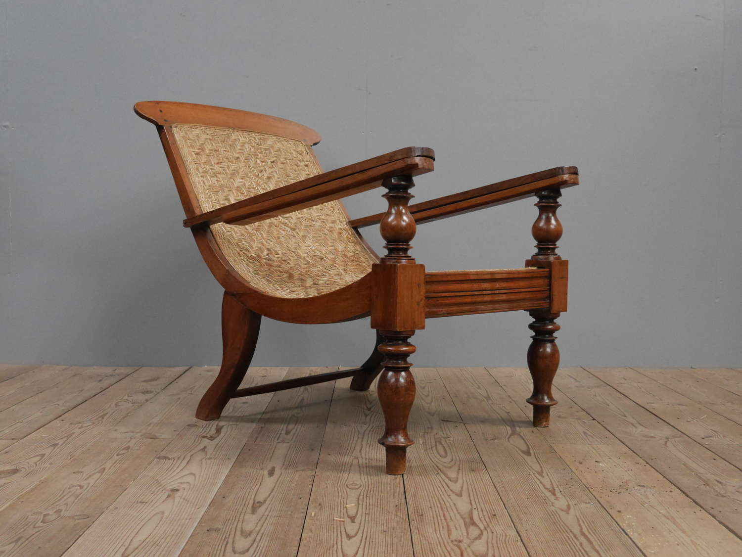 Colonial Planters Chair c1900
