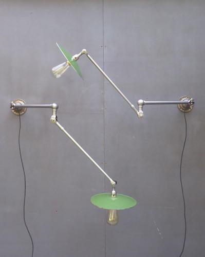 Dugdills Wall Lamps ~ Pair