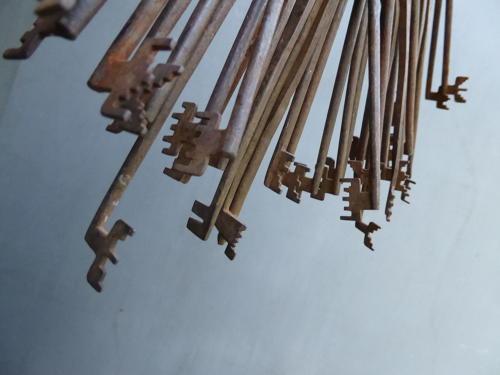 18th Century Lock Picks ~ Skeleton Keys