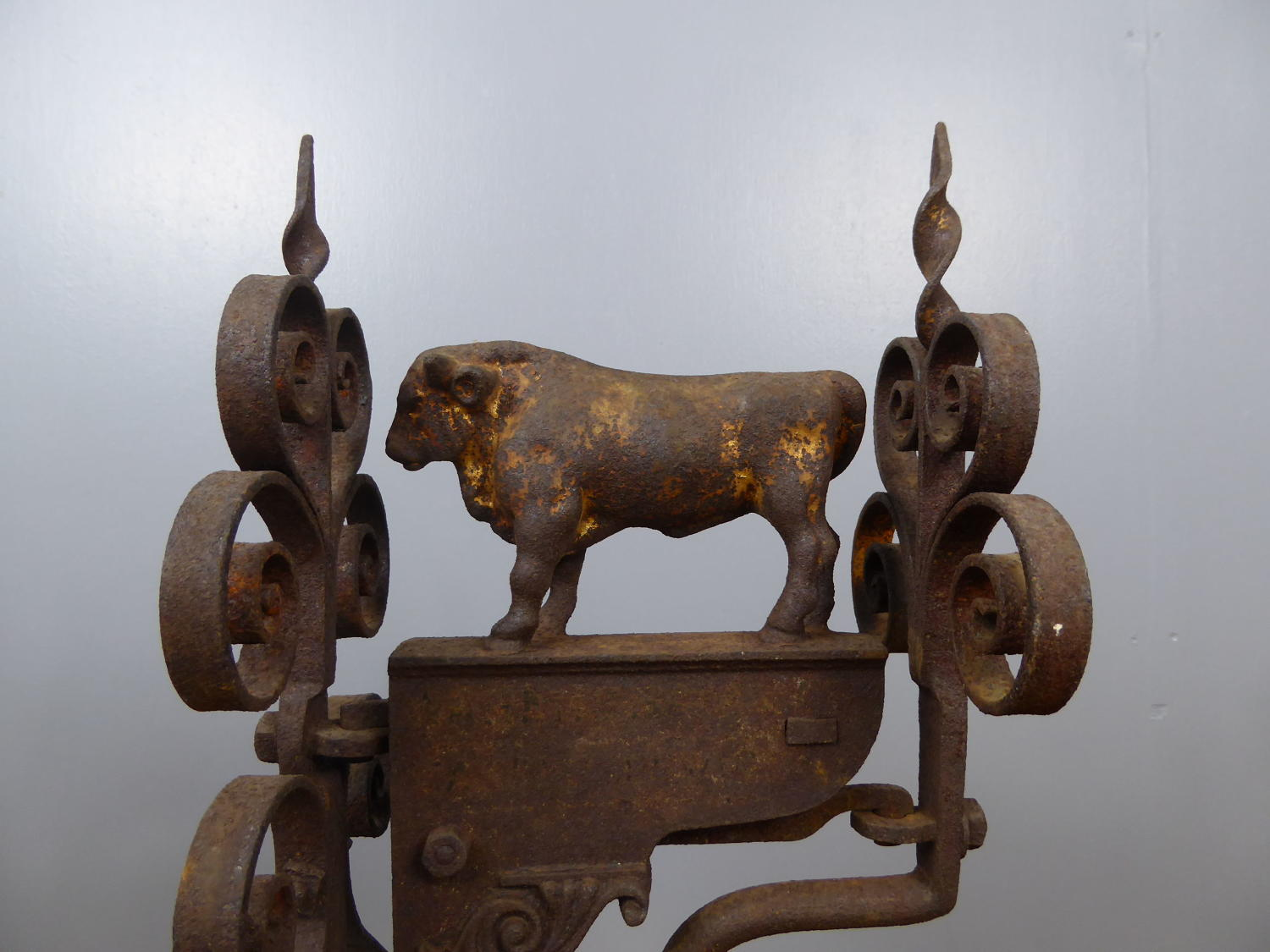 Victorian Butchers Scales