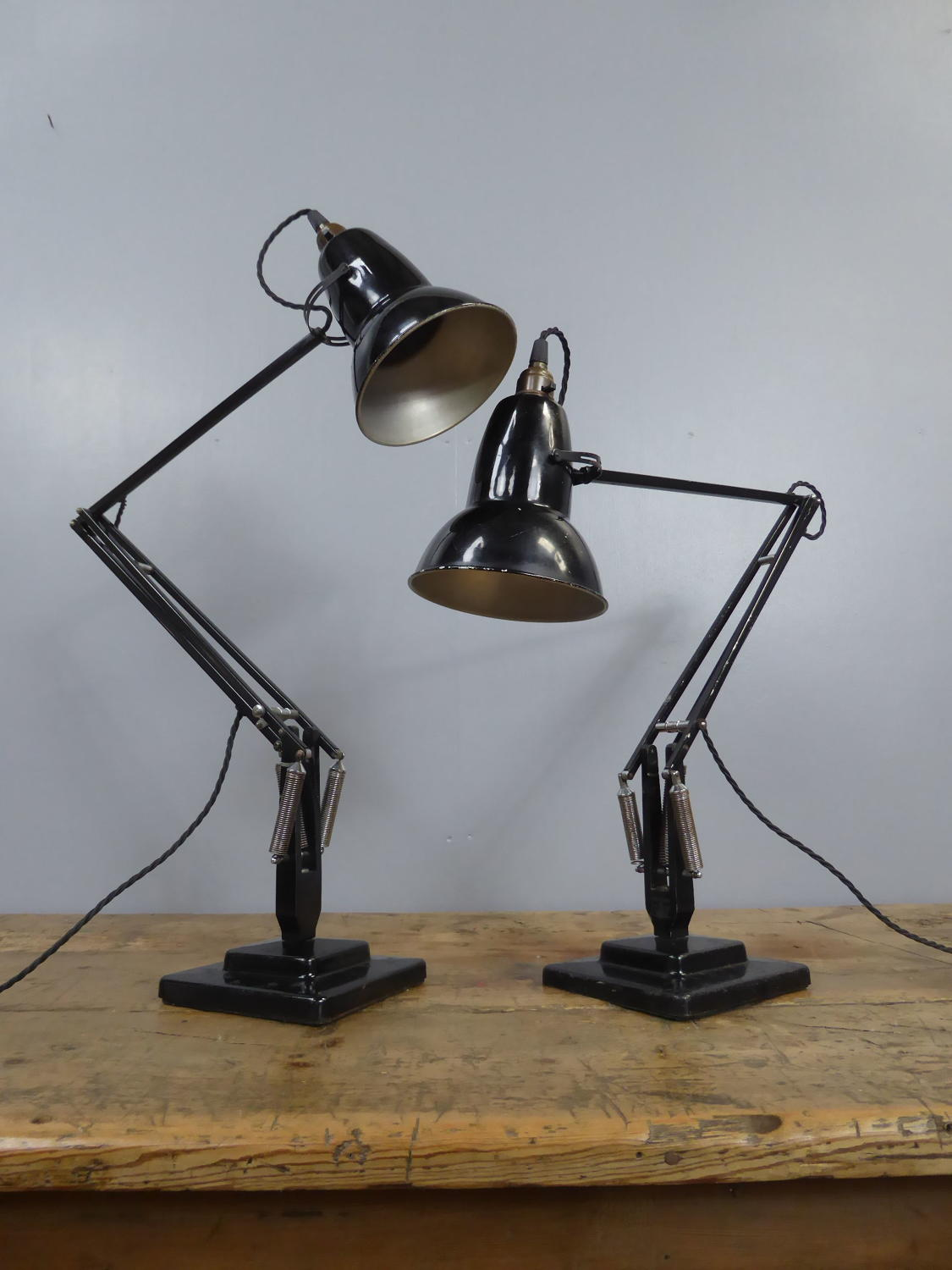 Herbert Terry Anglepoise Lamps