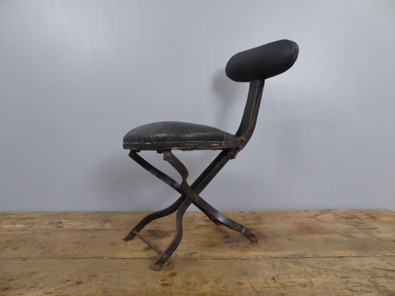 Le Strap Auto Folding Chair