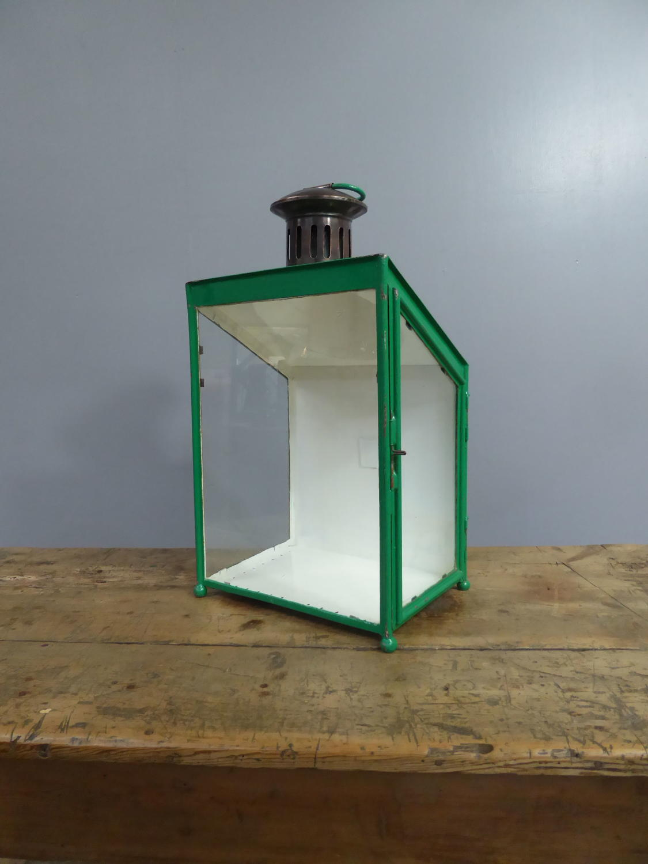 LMS Railway Platform Lantern