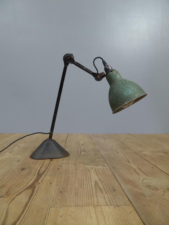 Lampe Gras 205 by Bernard Albin-Gras c1930