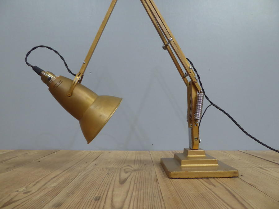 Three Step Anglepoise Lamp