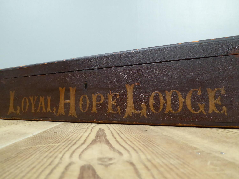 Loyal Hope Lodge c1890