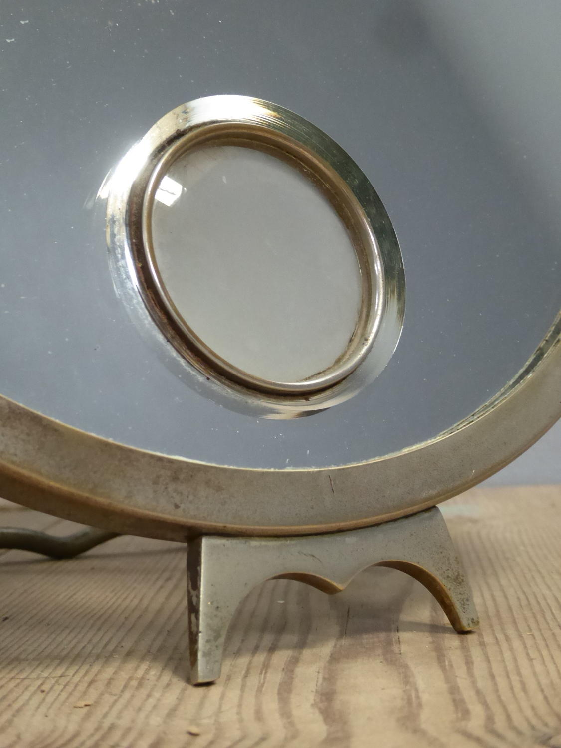 Brot Illuminated Vanity Mirror c1930